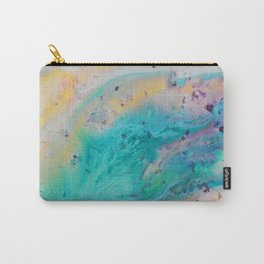 Unicorn Colors 2 Carry-All Pouch