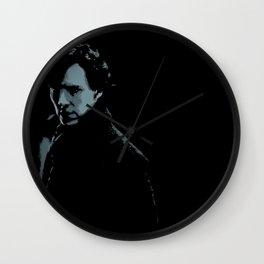 Sherlock Holmes. Wall Clock