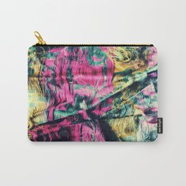 Warp and weft III Carry-All Pouch