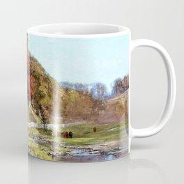 Oaks of Vernon - Theodore Clement Steele Coffee Mug