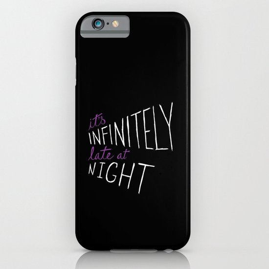 Infinitely Late at Night iPhone & iPod Case