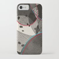 dance iPhone & iPod Cases featuring Dance by Julia Tomova