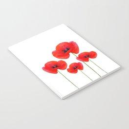 Poppies n.1 Notebook