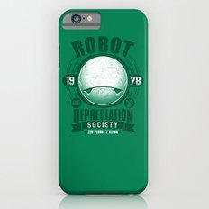Robot Depreciation Society Slim Case iPhone 6s