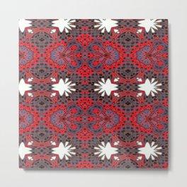 Beautywave Pattern 1 Metal Print