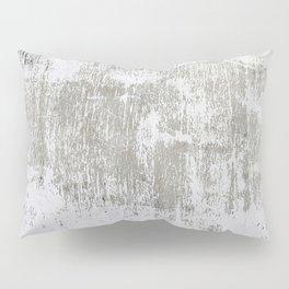 Vintage White Wall Pillow Sham