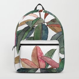 Rubber Plant Backpack