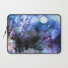 Winter Night Orchard Laptop Sleeve