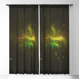 Geometric Cosmic Light 125 Blackout Curtain