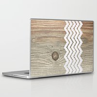 woody Laptop & iPad Skins featuring WOODY by Monika Strigel