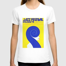 Jazz Festival Willisau 1976 T-shirt