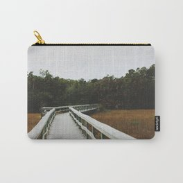Bridge Over the Everglades Carry-All Pouch