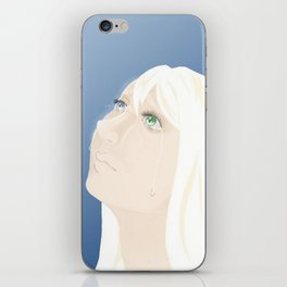 Leave iPhone Skin