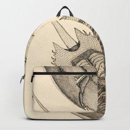 Horseshoe Crabs Backpack