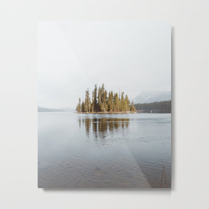 Lake Wenatchee Metal Print