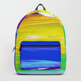 SAARIAHO:  Mirage       by Kay Lipton Backpack