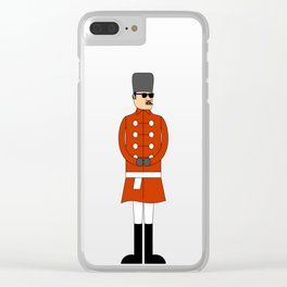The Russian Clear iPhone Case