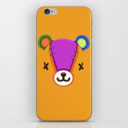 Animal Crossing Stitches the Cub iPhone Skin