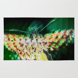 Ten-fold Butterfly Wings Rug
