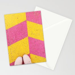 BRIGHT STREETS Stationery Cards