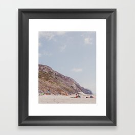 Simple Pleasures Framed Art Print