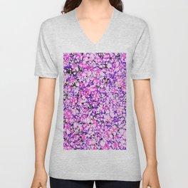 Imaginary Emporium - Pink and Purple Palette Unisex V-Neck
