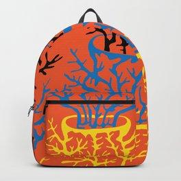 matisse coral Backpack