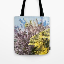 Interference #1 Tote Bag
