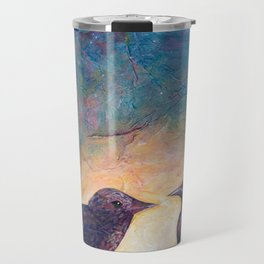 Searching For Sacraments: Confession Travel Mug