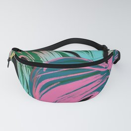 colored leaves Fanny Pack
