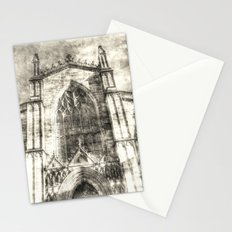 St Giles Cathedral Edinburgh Vintage Stationery Cards