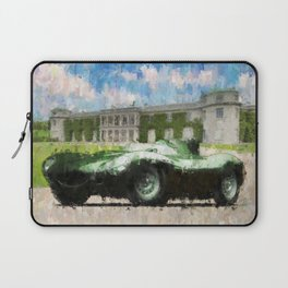 Jaguar D-Type Laptop Sleeve