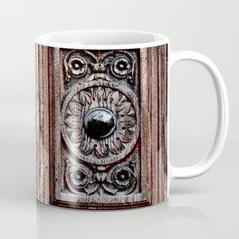 The Door to the Past Coffee Mug