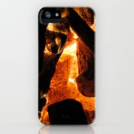 hell hole iPhone Case