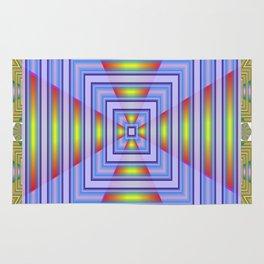 Geometrical Doors Rug