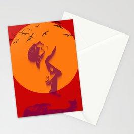 Loser sky Stationery Cards