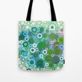Underwater Exhale Tote Bag