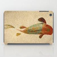 koi iPad Cases featuring Mystic Koi by Fernando Vieira