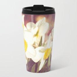 Daffodil flower Travel Mug