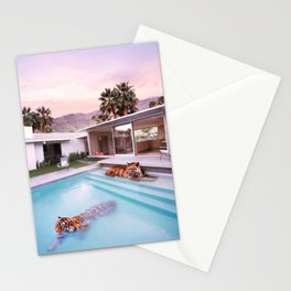 Palm Springs Tigers Stationery Cards