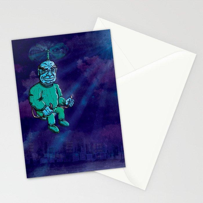 Propeller Mang Stationery Cards