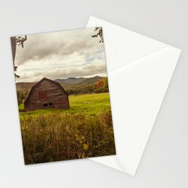 an adirondack icon Stationery Cards