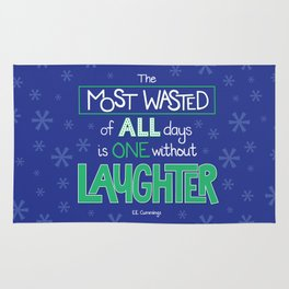 Laughter Rug
