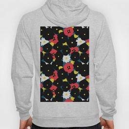 Minimalist Autumn Floral Hoody