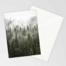 Porcupine ridge (clarity) Stationery Cards
