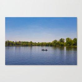 Calm Dows Lake Canvas Print