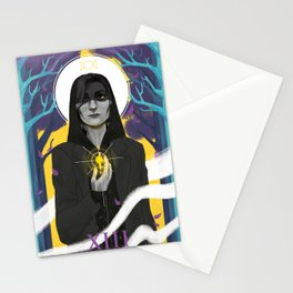 XIII - Death Stationery Cards