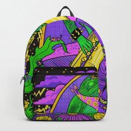 Saxophone Froggy Backpack