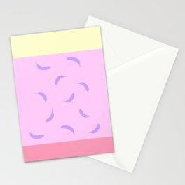 banana Stationery Cards