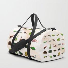 Reptiles Duffle Bag